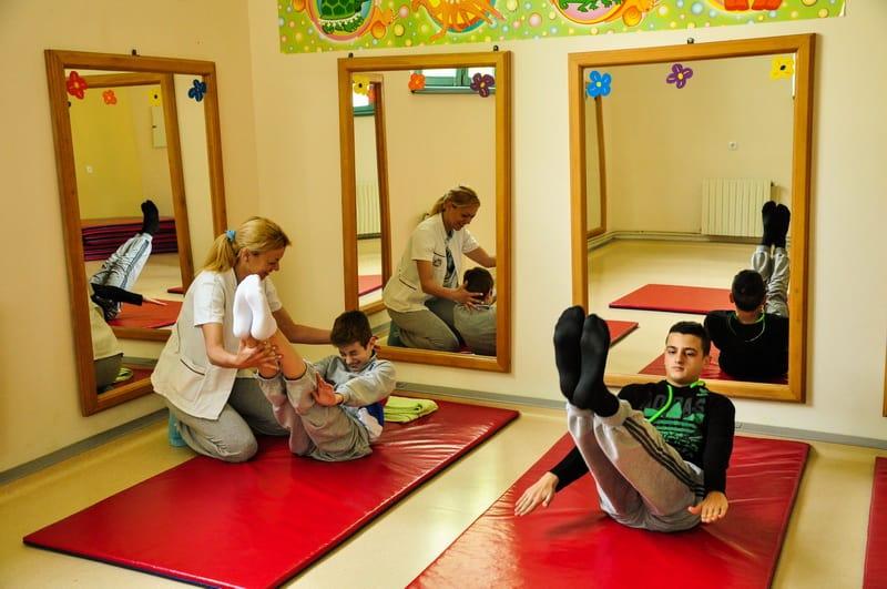 rehabilitacija dece