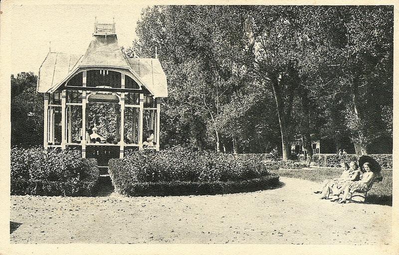 Bukovička banja old